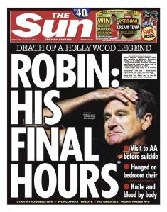 #robinwilliams #press #wrong