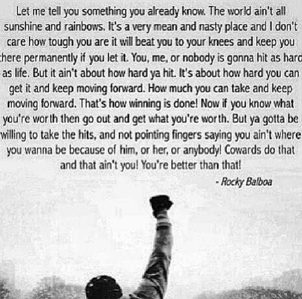 Balboa quotes